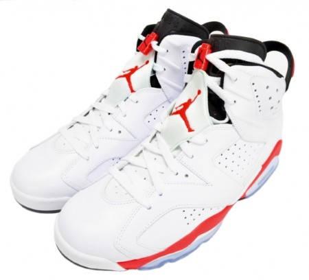Мъжки Кецове NIKE Air Jordan Retro 6 100860 384664-123 изображение 4