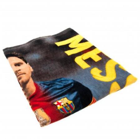 Кърпа BARCELONA Towel Messi 10 500415a  изображение 2