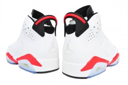 Мъжки Кецове NIKE Air Jordan Retro 6 100860 384664-123 изображение 3