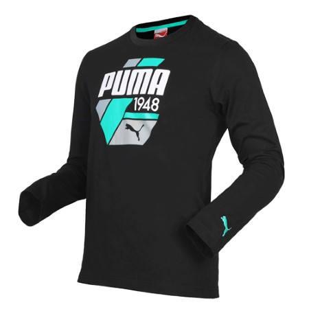 Мъжка Блуза PUMA Fun Casual Logo 101179 83002101 изображение 2