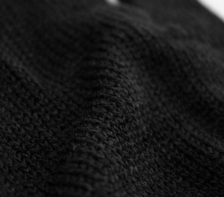 Ръкавици BARCELONA Knitted Gloves BLK 500424a  изображение 4