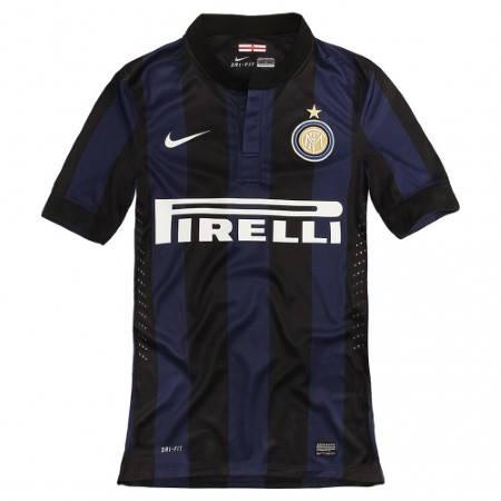 Мъжка Тениска NIKE Inter Mens Home Shirt 13/14 100697  изображение 2