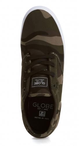 Мъжки Обувки GLOBE Motley W13 100657 30302400298 - CAMO изображение 3