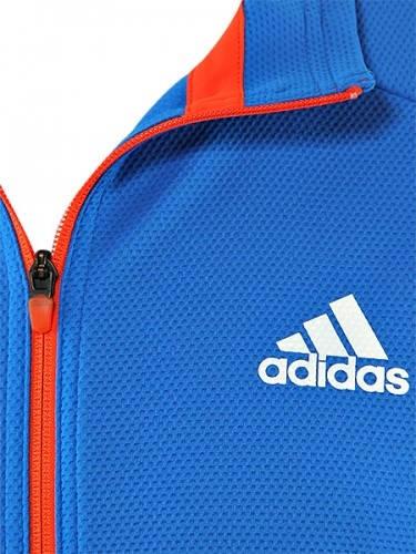 Мъжко Яке ADIDAS Mens Barricade Tennis Warm Up Jacket 100640  изображение 3