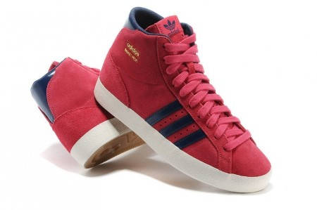 Дамски Кецове ADIDAS Originals Basket Profi 200713a G95658 изображение 3