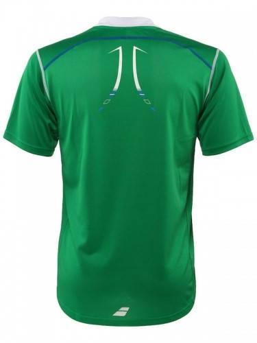 Мъжка Тениска BABOLAT T-Shirt Match Performance 100958b 40S1408 изображение 2