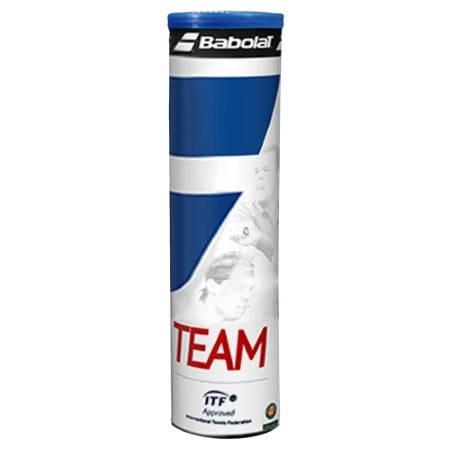 Тенис Топки BABOLAT Team x4 401362 502035 изображение 3