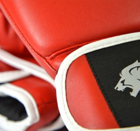 Боксови Ръкавици DOMINATOR Boxing Gloves D Logo 401985a 15454 изображение 2