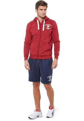 Мъжки Суичър PUMA Fun Ath Full Zip HD 101177b 82999618 изображение 5