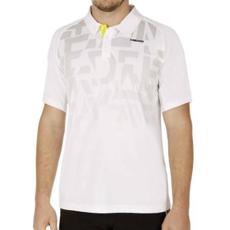 Мъжка Тениска HEAD Ari Men T-Shirt SS15 101285 811275-WHSI изображение 2
