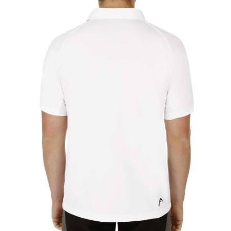 Мъжка Тениска HEAD Ari Men T-Shirt SS15 101285 811275-WHSI изображение 3