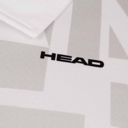 Мъжка Тениска HEAD Ari Men T-Shirt SS15 101285 811275-WHSI изображение 7