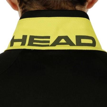 Мъжка Тениска HEAD Performance Polo Shirt Men SS15 101286 811085-BK изображение 5
