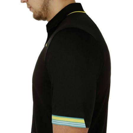 Мъжка Тениска HEAD Performance Polo Shirt Men SS15 101286 811085-BK изображение 6