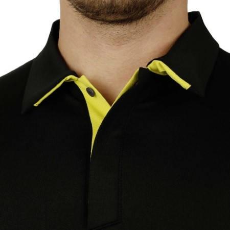 Мъжка Тениска HEAD Performance Polo Shirt Men SS15 101286 811085-BK изображение 8