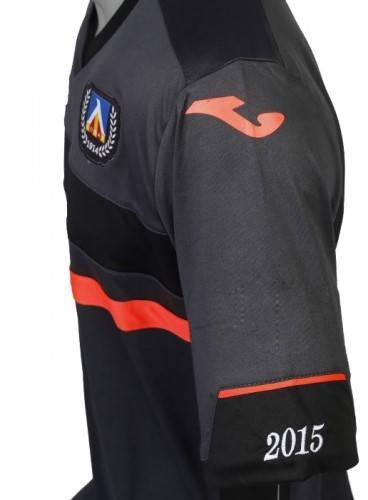 Официална Фланелка Левски LEVSKI Mens Third Shirt 15-16 501018a  изображение 2