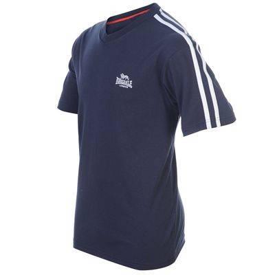 Мъжка Тениска LONSDALE V Neck T-Shirt 100996 130242 изображение 2
