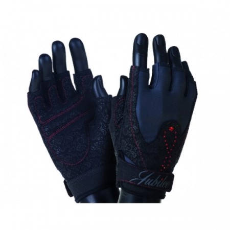 Дамски Ръкавици За Фитнес MAD MAX Women Fitness Gloves Swarovski Jubilee 402001 MFG-740 изображение 2
