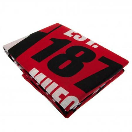 Спално Бельо MANCHESTER UNITED Single Duvet Set PT 500472 g05duvmupt изображение 2