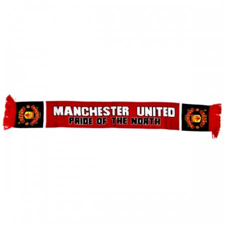 Шал MANCHESTER UNITED Scarf Pride Of The North 500897c 3622 изображение 2