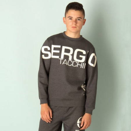 Детски Анцуг SERGIO TACCHINI Valerio Marzano Crew Suit 300360  изображение 4