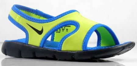 Бебешки Обувки NIKE Sunray 9 300262 344636-700 - Ивко изображение 2