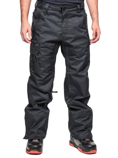 Мъжки Ски/Сноуборд Панталони 686 Mannual Data Pant W13 101012 30306900132-Black