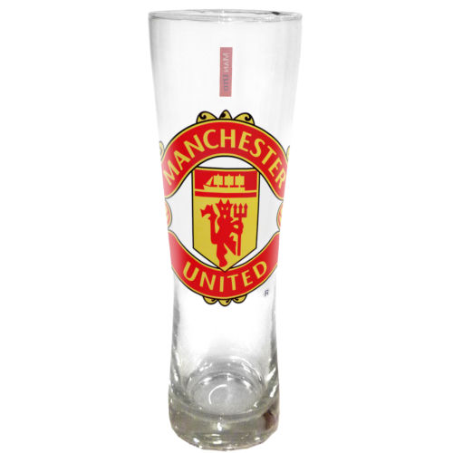 Халба MANCHESTER UNITED Tall Beer Glass 500795
