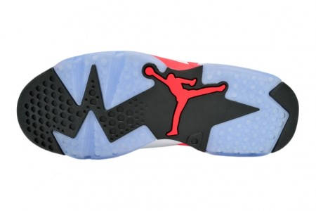 Мъжки Кецове NIKE Air Jordan Retro 6 100860 384664-123 изображение 8