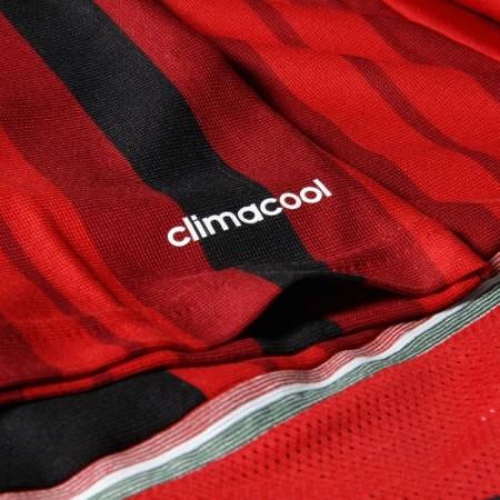 Официалната фланелка Милан MILAN Mens Home Shirt 14-15 501085  изображение 4