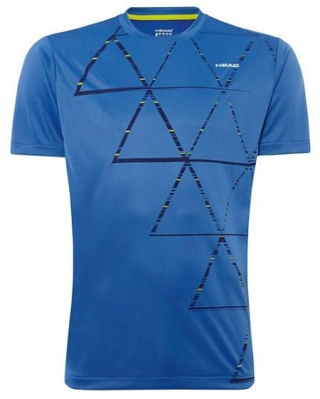 Мъжка Тениска HEAD Dash T-Shirt SS14 100834 811134 -BCNV