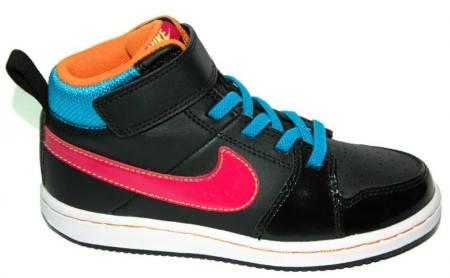 Бебешки Обувки NIKE Backboard 2 MID 300293 525651-003 - Ивко