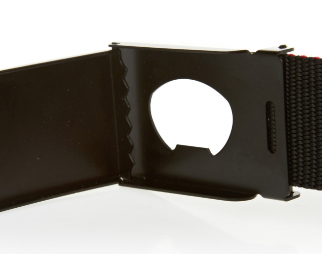 Колан GLOBE Method Web Belt S13 400665 30301500198 - BLACK/RED изображение 5