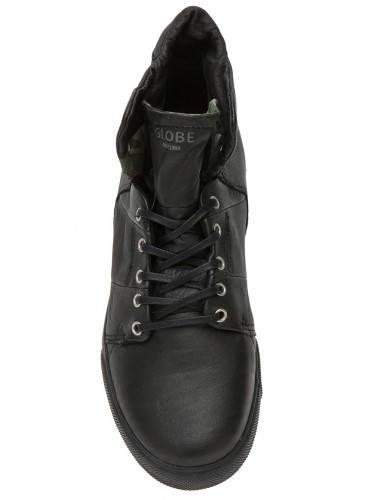 Мъжки Обувки GLOBE Los Angered W13 100654 30302400295 - BLACK BLACK изображение 3