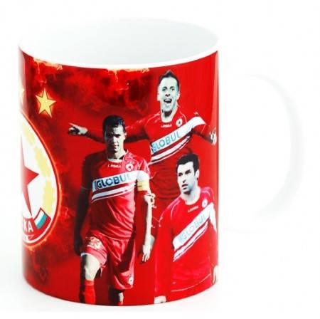 Чаша CSKA Ceramic Mug This Is The Army 500723  изображение 5