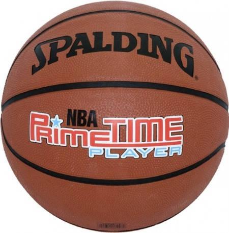 Баскетболна Топка SPALDING Prime Time Player Brick Rubber 400962 73-558Z
