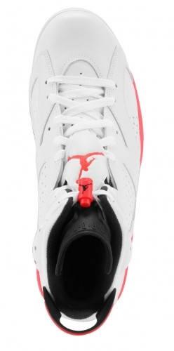 Мъжки Кецове NIKE Air Jordan Retro 6 100860 384664-123 изображение 7