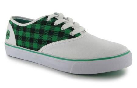 Мъжки Обувки DUNLOP Oxcheck Lace Up Mens Canvas Shoes 100538a 2231