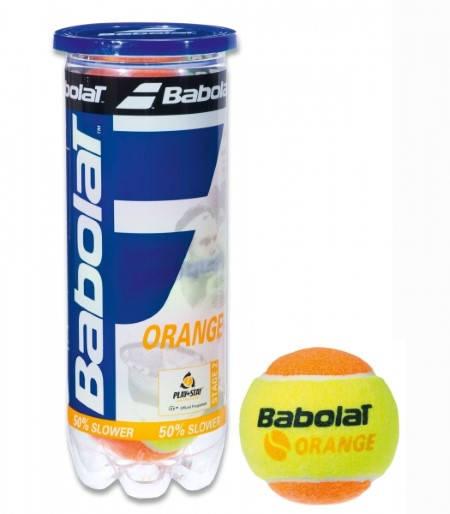 Тенис Топки BABOLAT Orange x3 401365 501035