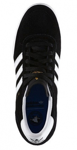Мъжки Кецове ADIDAS Originals Silas Mens Trainers 101388 G98074 изображение 3