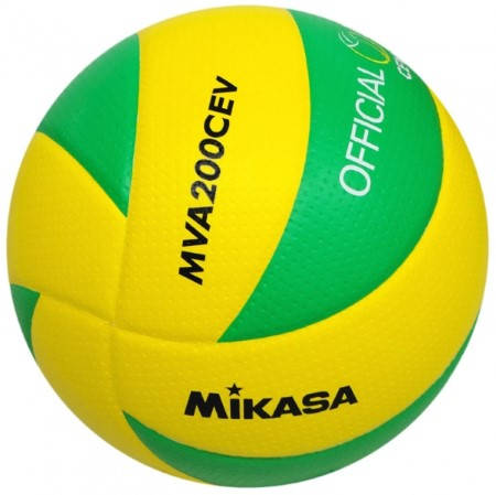 Волейболна Топка MIKASA Official FIVB Game Ball for CEV Champions League MVA200-CEV 401731