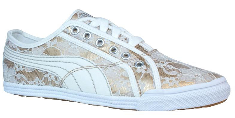 Дамски Кецове PUMA Crete Lace Sneakers 200848 347217-02