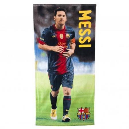 Кърпа BARCELONA Towel Messi 10 500415a