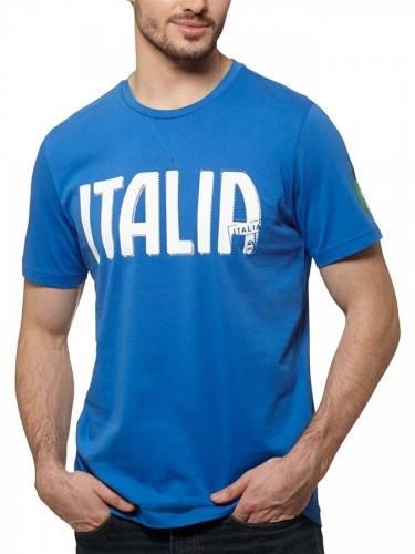 Мъжка Тениска PUMA FIGC Italia Graphic Tee 100870 74518501 изображение 2