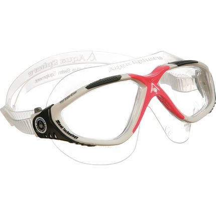 Очила За Плуване AQUA SPHERE Vista Lady Clear Lens 402078b 172710
