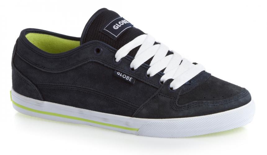 Мъжки Обувки GLOBE TB W13 100662 30302400306 - NAVY LIME изображение 2