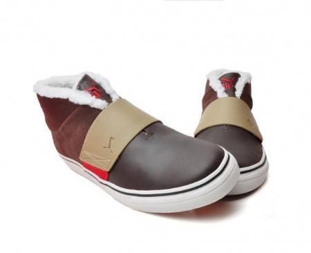 Мъжки Обувки PUMA Sneaker El Ray Mid WTR 100415 35260702 изображение 2