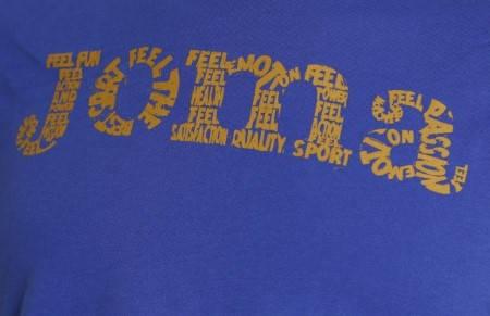 Мъжка Тениска JOMA Feel The Sport Shirt 100831  изображение 2