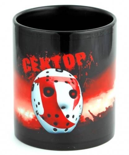 Чаша CSKA Ceramic Mug Sector G 500718  изображение 3