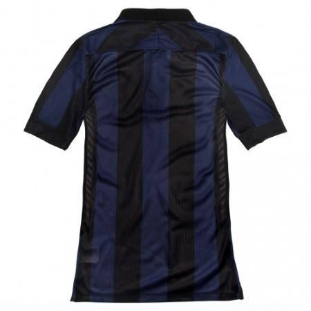 Официална Фланелка Интер INTER Mens Home Shirt 13-14 500892  изображение 3